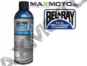 olej na filtre Bel Ray Foam Filter Oil Spray