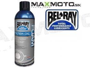 olej na filtre Bel Ray Foam Filter Oil Spray