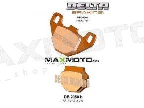 Brzdove oblozenie SMC FA67RX 3 DB2050