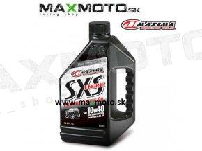 motorovy olej maxima sxs 10w40