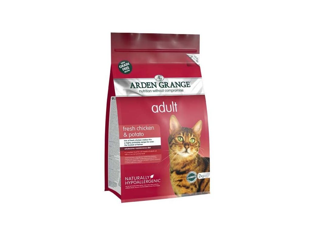 Arden Grange Cat Chicken