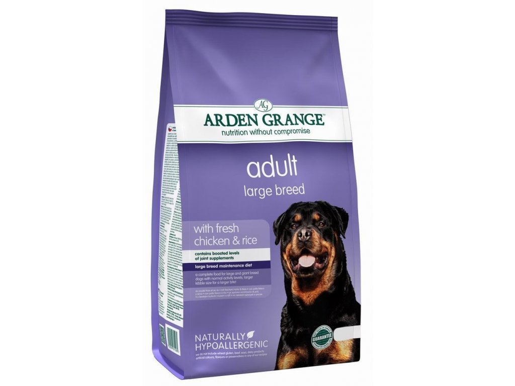 Arden Grange Adult Lerge Breed