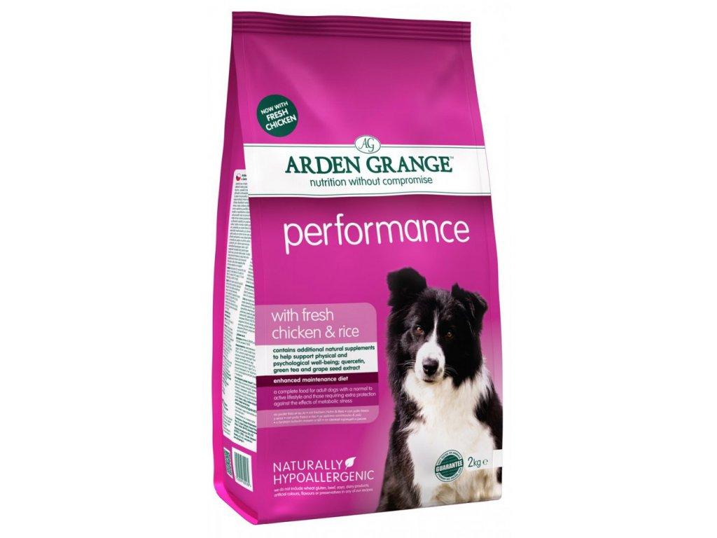 Arden Grange Performance