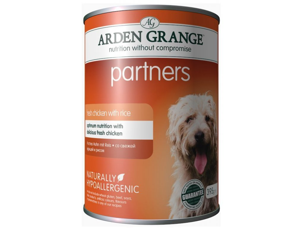 Arden Grange Partners Chicken