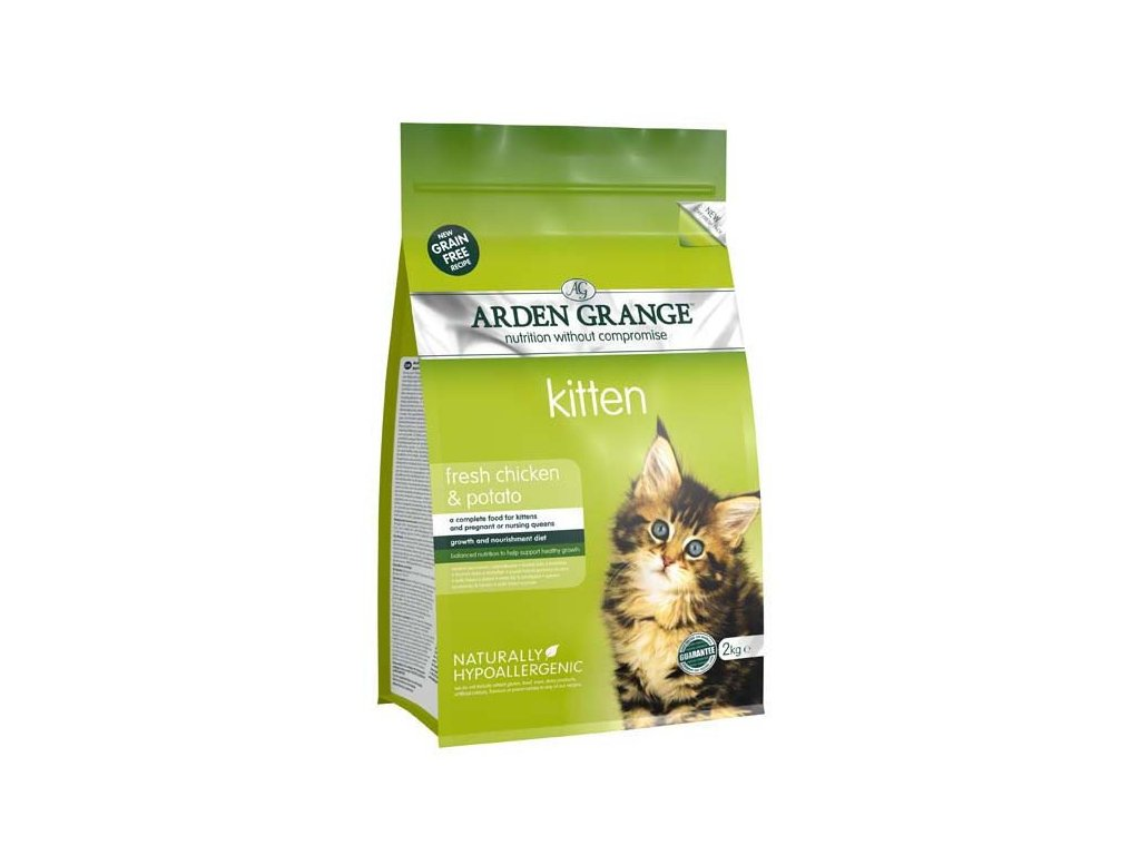 Arden Grange Cat Kitten