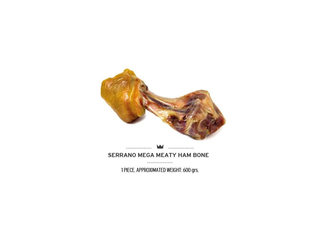 serrano mega meaty ham bone