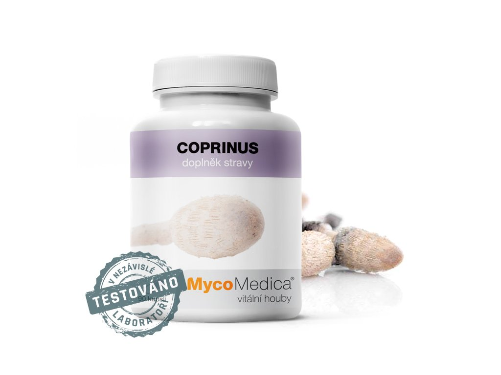 Coprinus vitalni