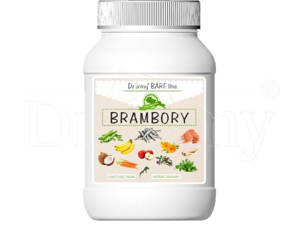 Dromy Bramborová vařená příloha 350 g
