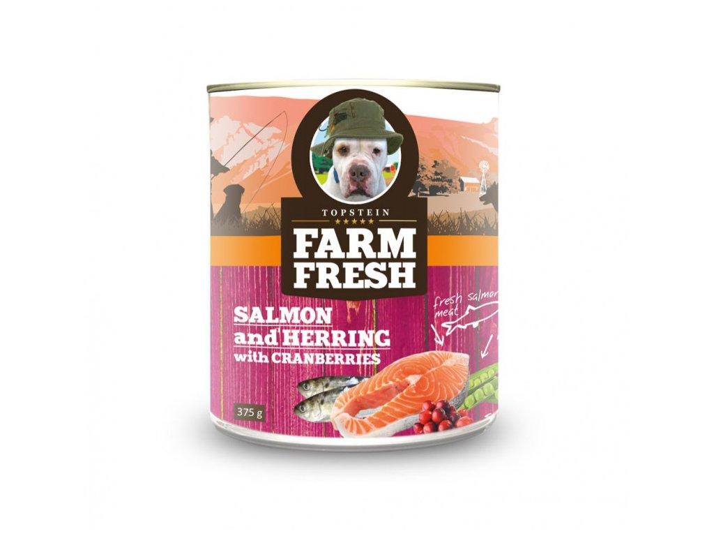 salmon herring