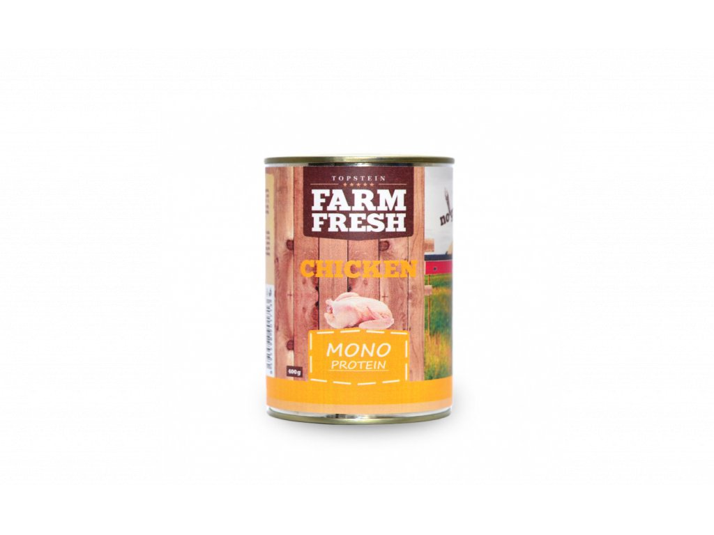 FARM FRESH KONZERVY MONO CHICKEN WEB