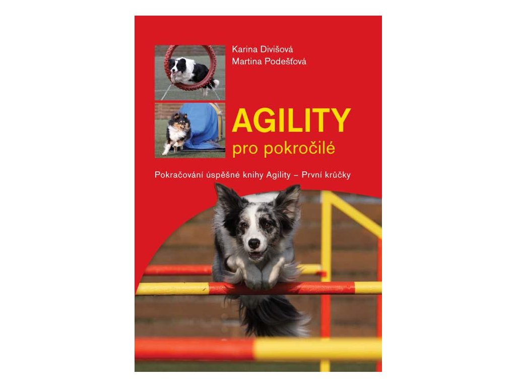 117 agility pro pokrocile