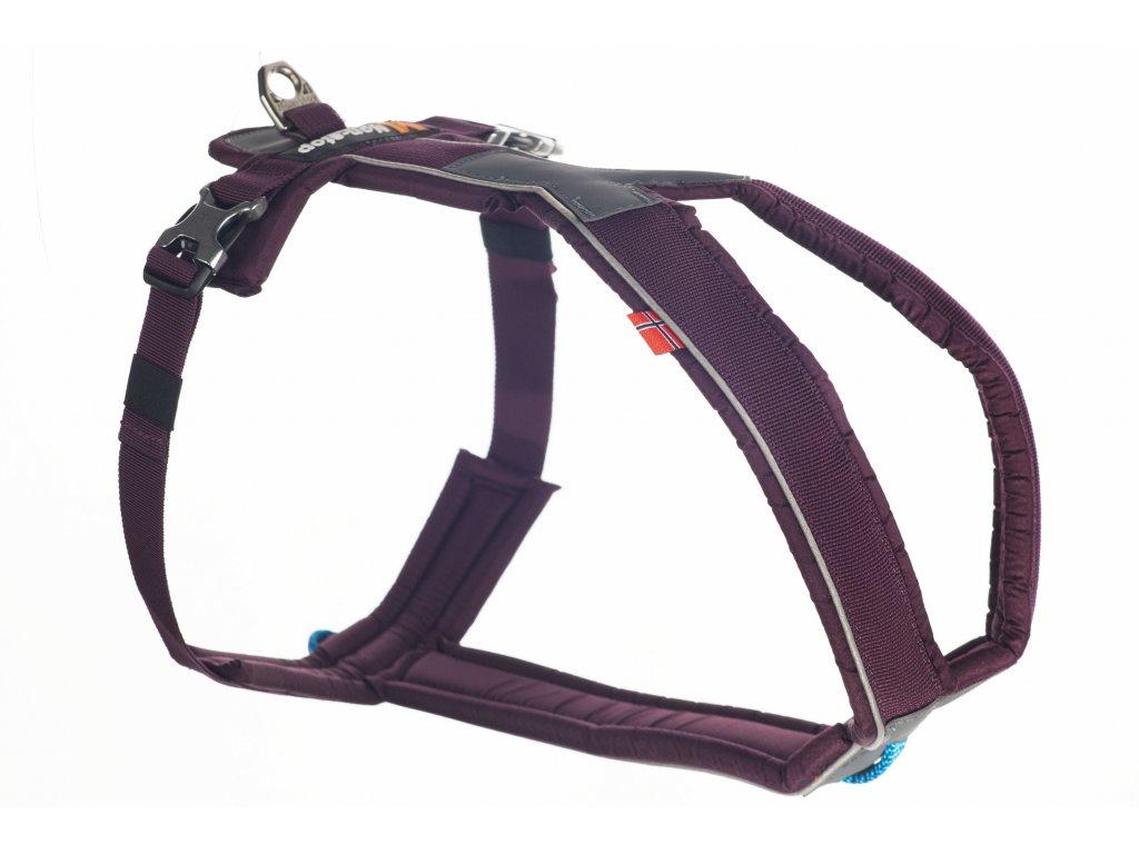 Non-stop Dogwear Postroj Line Purple