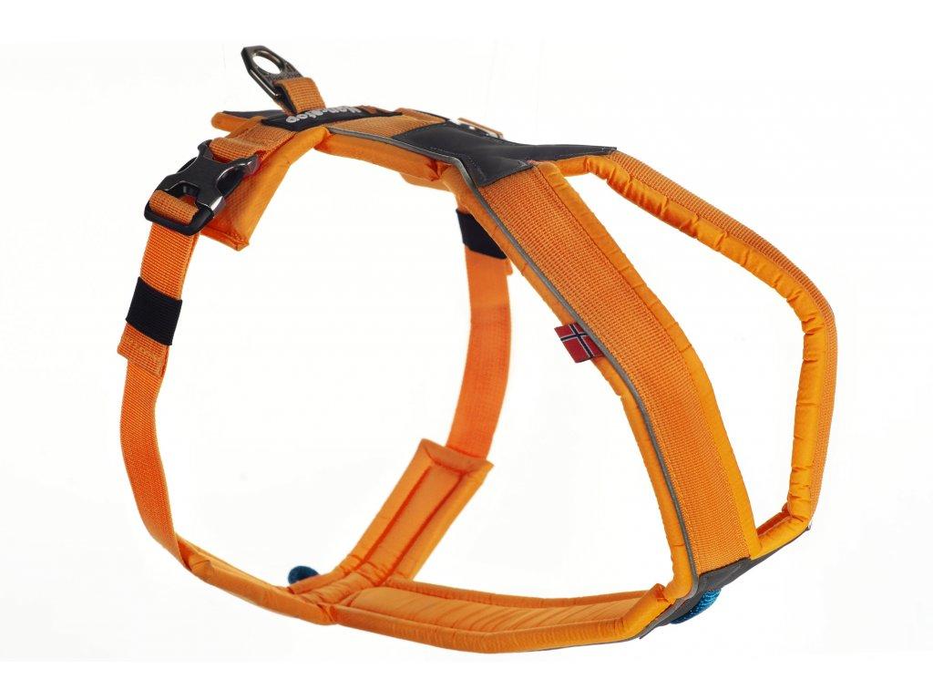 Non-stop Dogwear Postroj Line Orange