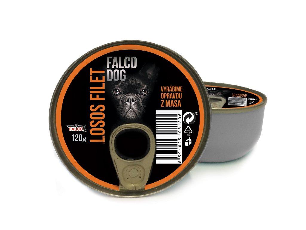 vyr 1830FALCO DOG losos filet