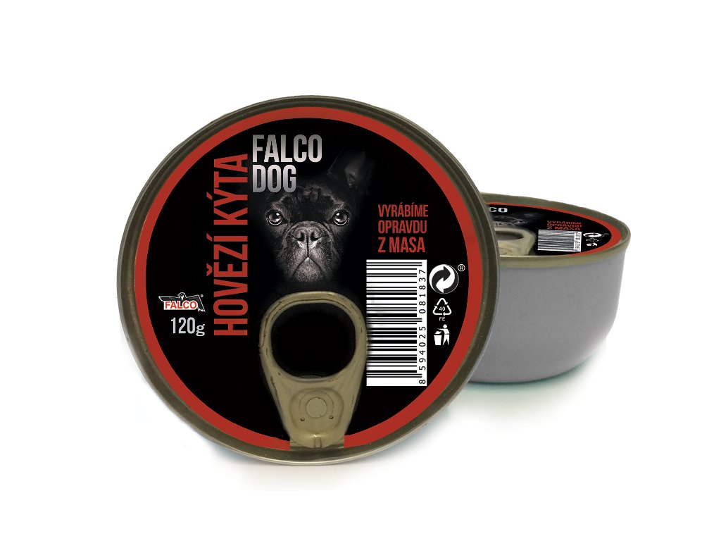 vyr 1831FALCO DOG hovezi kyta