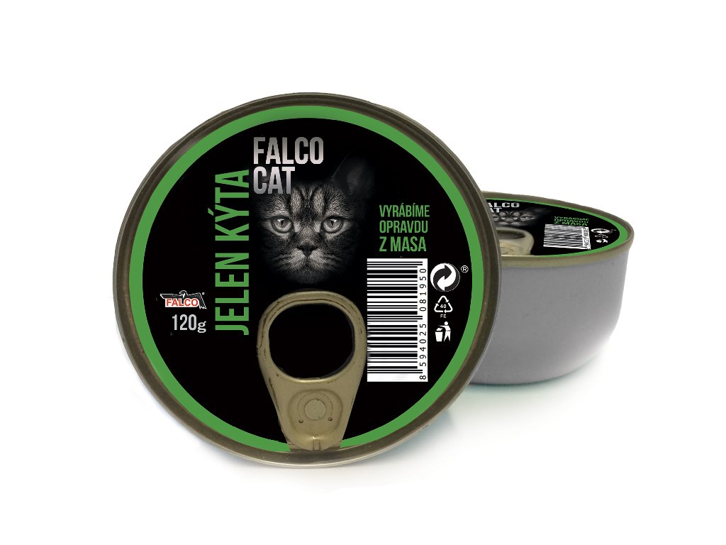 vyr 1835FALCO CAT jelen kyta