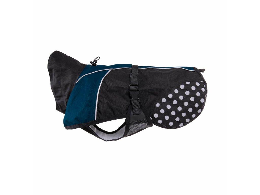Non-stop Dogwear Beta Pro pláštěnka modrá