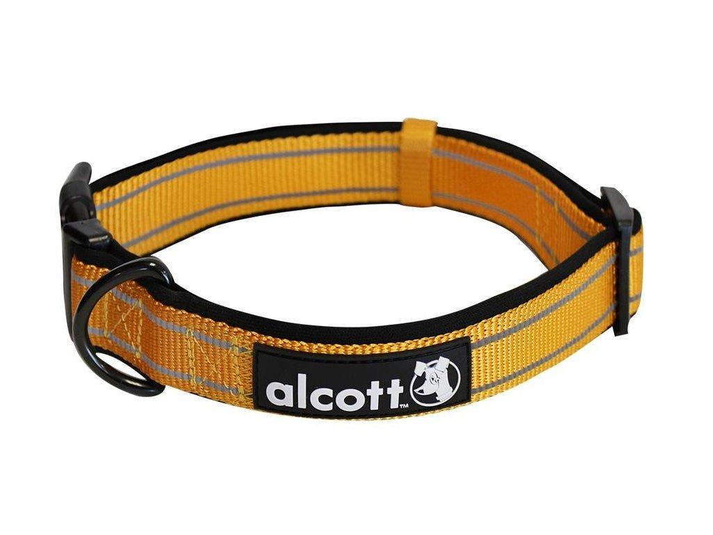 Alcott obojek pro psy oranzovy velikost L 1707201714151572619 z1