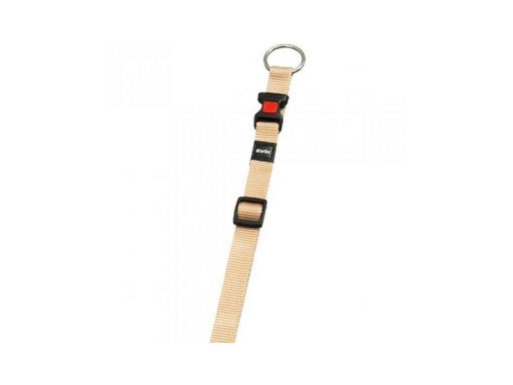 karlieflamingokarlieflamingo obojek asp bezovy velikost l 4565cm 25mm 1548168457