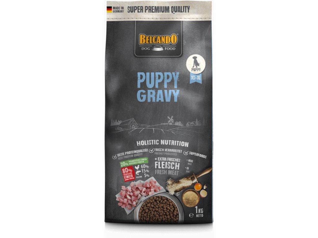 Belcando Puppy Gravy 1kg front 800x800