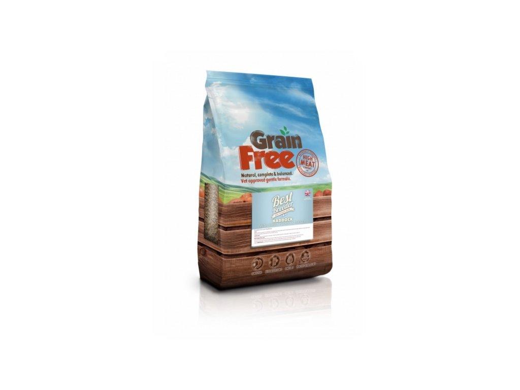best breeder grain free grain free haddock with sweet potato parsley