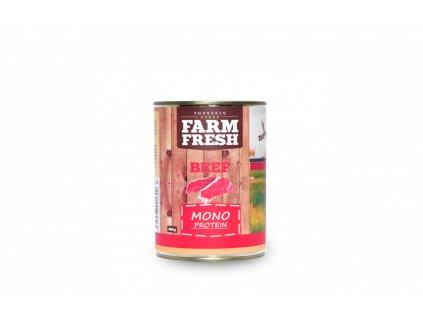 FARM FRESH KONZERVY MONO BEEF WEB