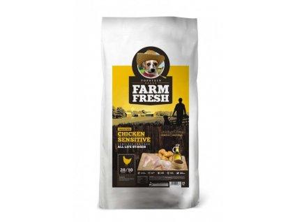 farm fresh chicken sensitive
