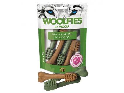 WOOLFIES Dental Brush M 200g