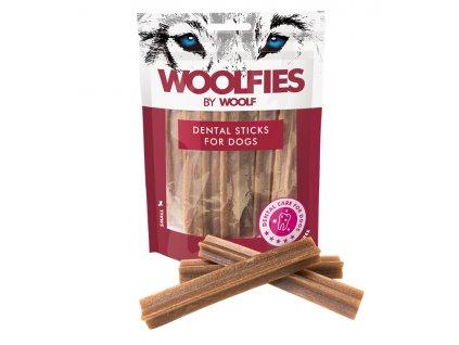 WOOLFIES Dental Sticks S 200g