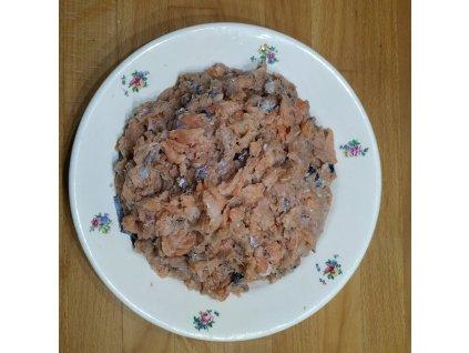 Losos růžový hrubomletý 1kg