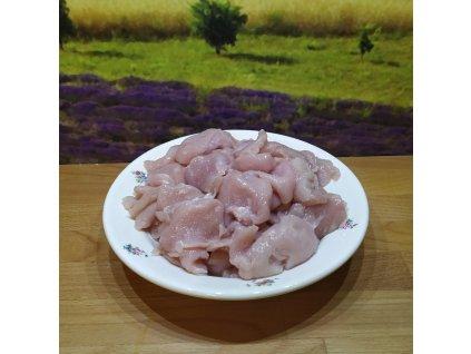 Kuřecí prsa 1kg