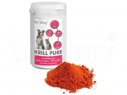Dromy Krill pure 130 g