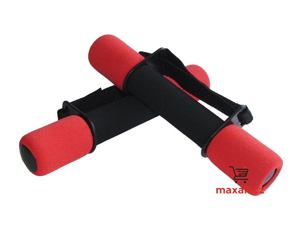 Činky aerobic molitanové2 x 0,5kg