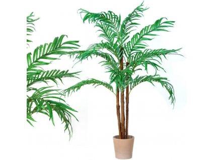 Umělá květina - kokosová palma - 160 cm