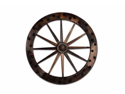 Dekorativní dřevěné kolo