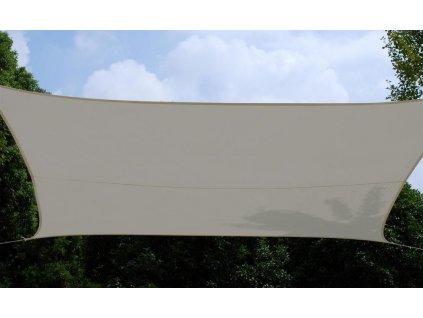 Stínící zahradní plachta ČTVEREC 3,6m