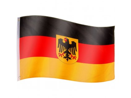 FLAGMASTER Vlajka německý orel - znak, 120 x 80 cm