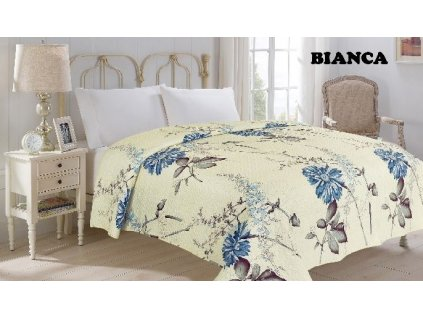 Přehoz přes postel BIANCA 220 x 240 cm