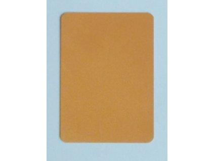 Modiano Cut Card - hnědá