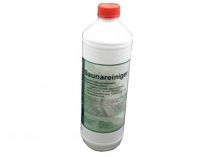 Přípravek k čištění saun Saunareiniger - 1l