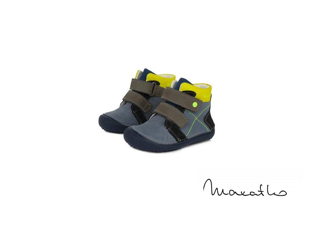 D.D.Step Bermuda Blue - A063-121A - Celoročné topánky