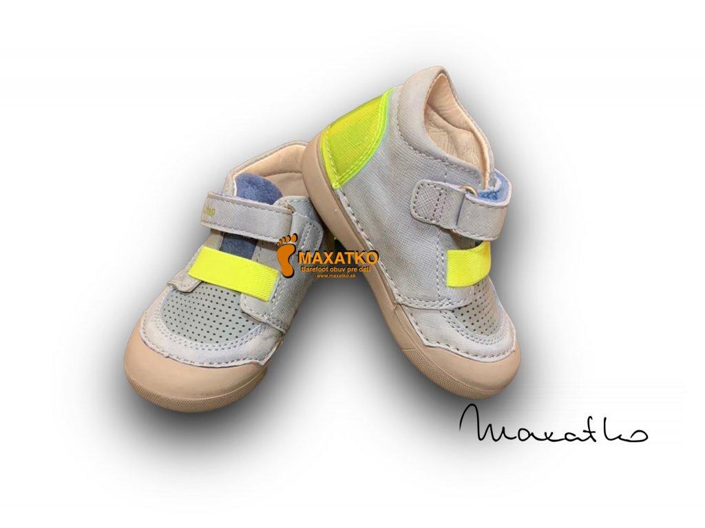 D.D.Step Bermuda blue - DPB020-066-739 - Celoročné topánky