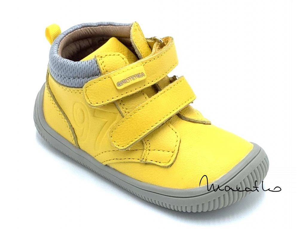 Protetika Barefoot Fox Tyrkys - Celoročné topánky