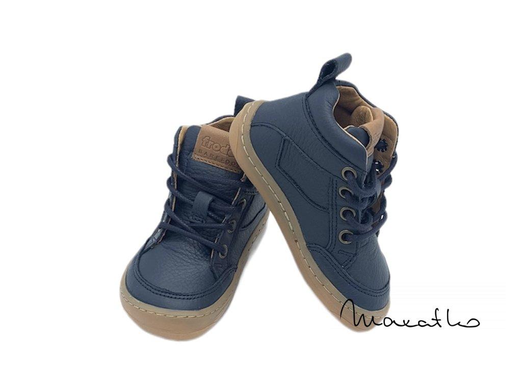 Froddo Extra Flexible - Nízke G2130192-12 - Gold - Celoročné topánky