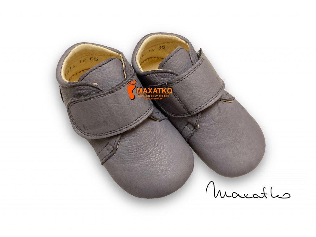 Froddo Prewalkers G1130005-12 Light grey - Celoročné topánky