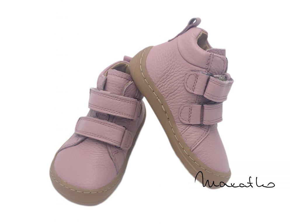 Froddo Barefoot Chelys Blue - Celoročné čižmičky