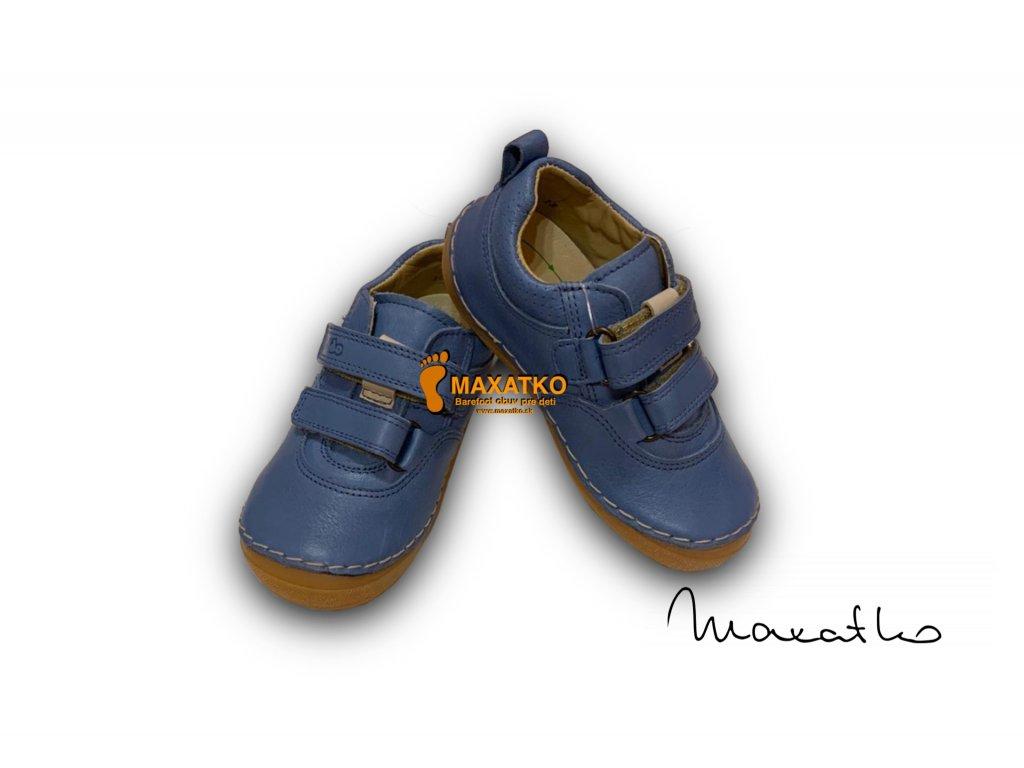 Froddo Flexible - Nízke G2130190-1 - Jeans - Celoročné topánky