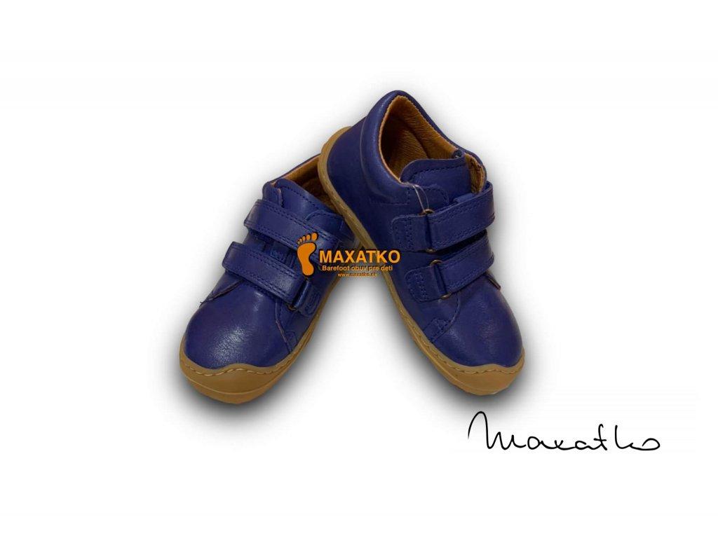 Froddo Extra Flexible - Nízke G2130192-4 - Blue electric - Celoročné topánky
