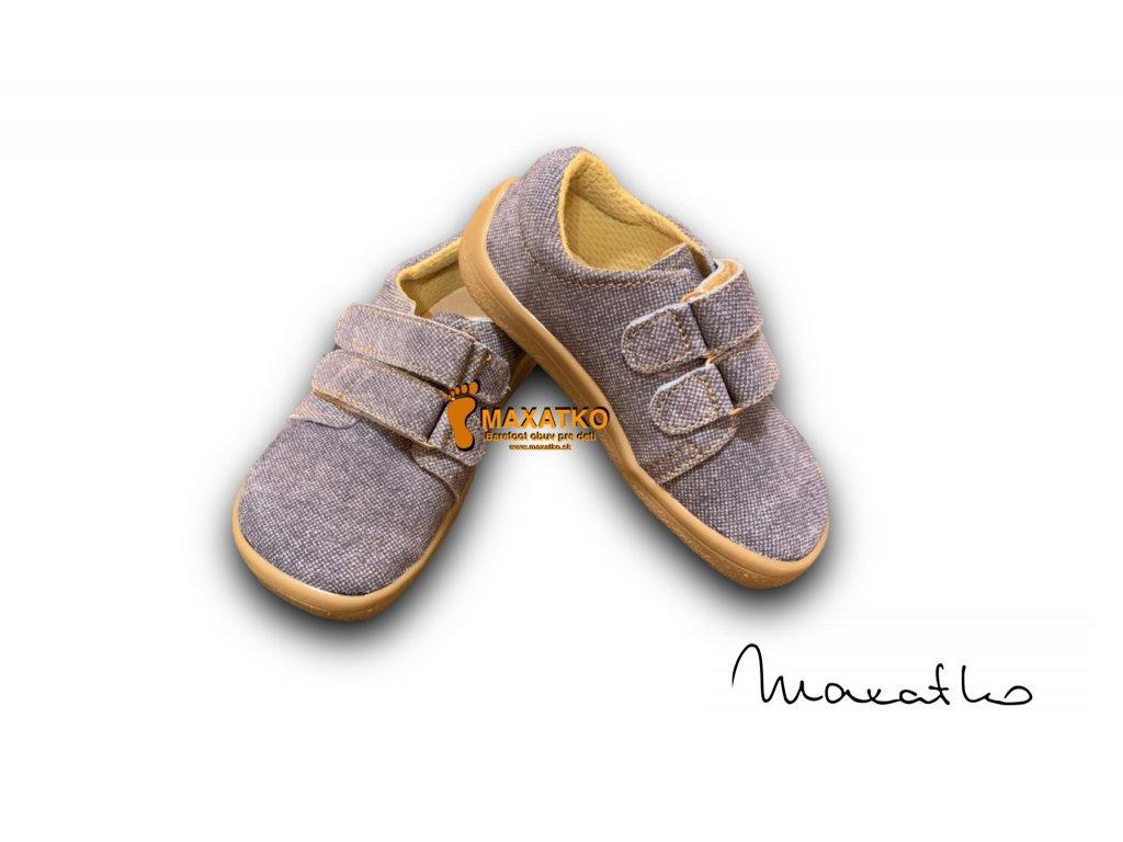 Boty Beda Denis - Denim - Nízke - Celoročné topánky