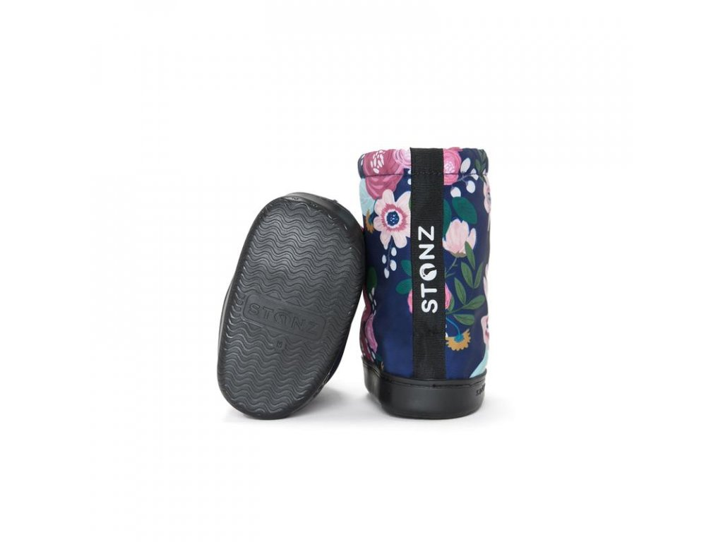 Stonz Booties Toddler - Dalmatin Red